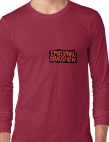 Emotional Roadshow - Twenty One Pilots  Long Sleeve T-Shirt