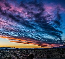 sunset 19Redmond by Richard Bozarth