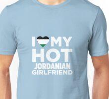 I Love My Hot Jordanian Girlfriend Unisex T-Shirt