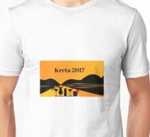 Kreta 2017 Unisex T-Shirt