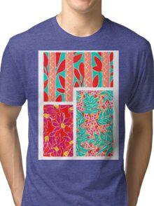 Organic - Original Illustration Tri-blend T-Shirt
