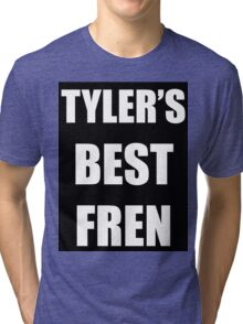 TYLER'S BEST FREN - Twenty One Pilots Tri-blend T-Shirt