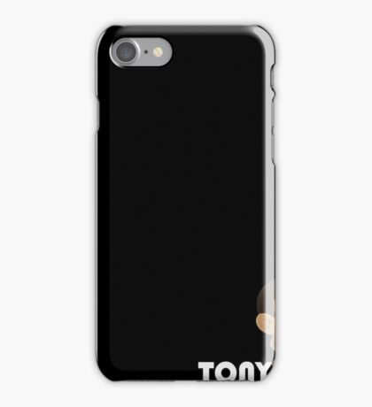 Tony Parker iPhone Case/Skin