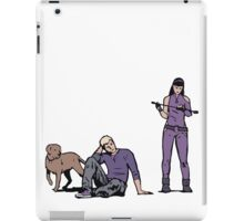 hawkfam iPad Case/Skin