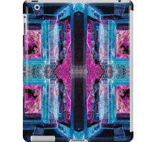 Temples in the sky iPad Case/Skin