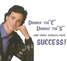 Danny Tanner teaches mnemonic devices! by Rachel Flanagan