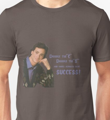 Danny Tanner teaches mnemonic devices! Unisex T-Shirt