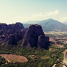 Mountain by Alexandru Barbaneagra