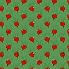 Beets Pattern by SaradaBoru