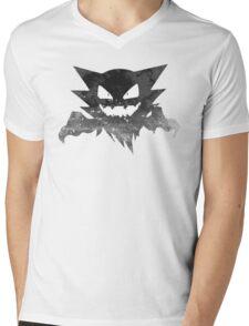 Haunter Recolor - b/w Mens V-Neck T-Shirt
