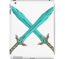 Epic Glass Sword Cross iPad Case/Skin
