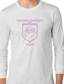 Pokemon Uni - Jigglypuff Long Sleeve T-Shirt