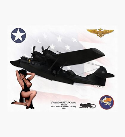 Consolidated PBY-5 Catalina Photographic Print