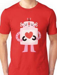 Love Robot Unisex T-Shirt