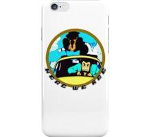 Lupin & Gighen iPhone Case/Skin