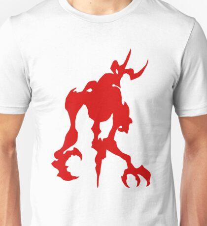 Ifrit-egi Silhouette Unisex T-Shirt