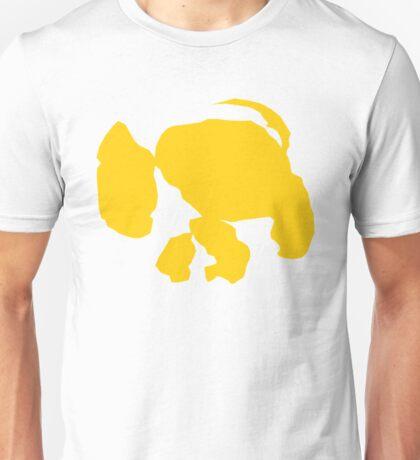Titan-egi Silhouette Unisex T-Shirt