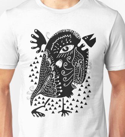Fish bird Unisex T-Shirt
