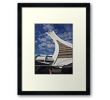 Olympic Stadium Framed Print