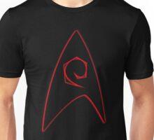 Starfleet Insignia Engineering/Security Red Unisex T-Shirt