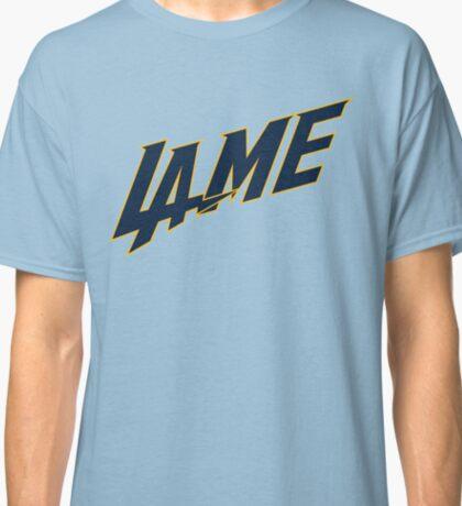 LAME Football Shirt Classic T-Shirt