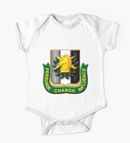 Psychological Operations (United States Army) One Piece - Short Sleeve