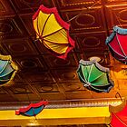 Umbrellas by Ron LaFond