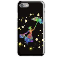 Mary Poppins- The Magical Nanny iPhone Case/Skin