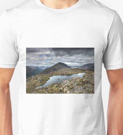 Haystacks Summit English Lake District Unisex T-Shirt