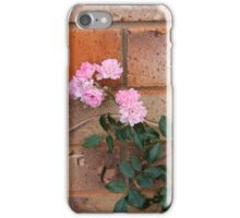 Wall-flower  iPhone Case/Skin