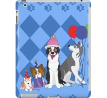 Party Animals iPad Case/Skin