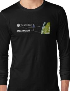 The Wire King Long Sleeve T-Shirt
