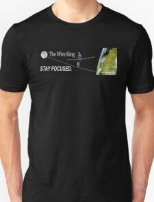 The Wire King Unisex T-Shirt