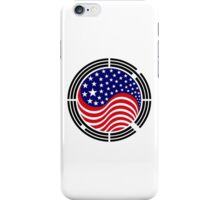 Korean American Multinational Patriot Flag Series iPhone Case/Skin