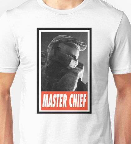 -GEEK- Master Chief Unisex T-Shirt