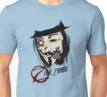 Z for Zombie Unisex T-Shirt