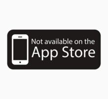 Not available on the App Store by UberPBnJ