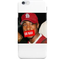 2Pac or Nah Supreme SALE iPhone Case/Skin