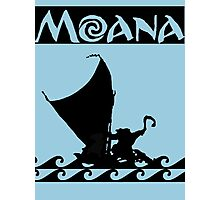 Moana Photographic Print
