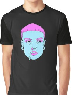 queer head Graphic T-Shirt