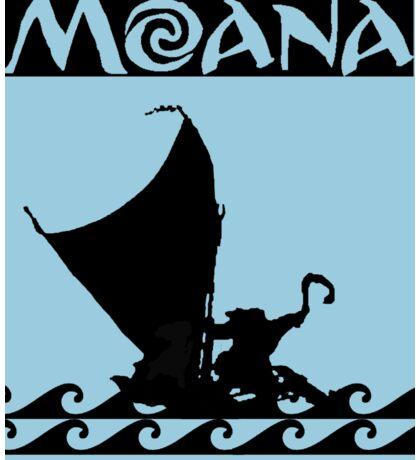 Moana Sticker