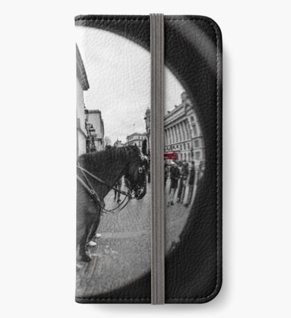 Queen's horse iPhone Wallet/Case/Skin