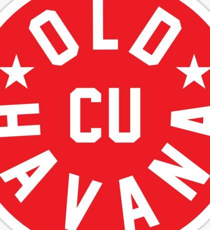 Old Havana - Cuba Sticker