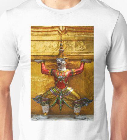 Guardian of Grand Palace in Bangkok, Thailand Unisex T-Shirt