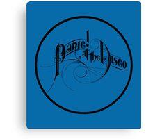 Panic At The Disco Canvas Print