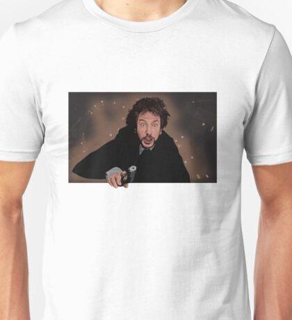 Hans Gruber- Die Hard Unisex T-Shirt