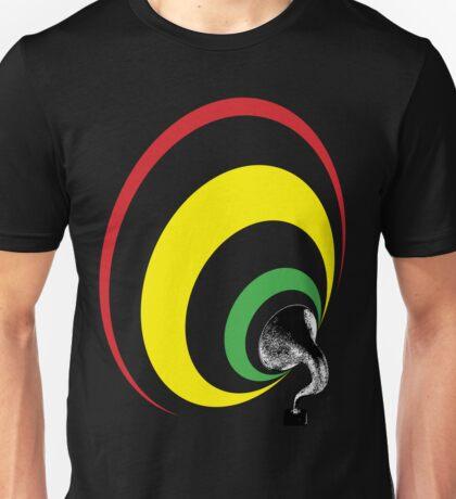 reggae gramophone Unisex T-Shirt