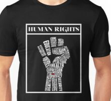 Women's Right, Are Human Right 2017 Unisex T-Shirt