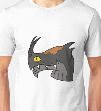 Minimalist Dragons: Night Terror Unisex T-Shirt