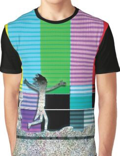 Come watch TV - Rick and Morty Graphic T-Shirt